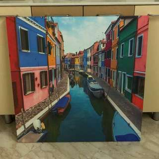 Venice Poster (Retail $80, Priced at $30)