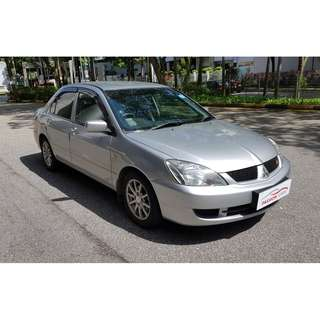 Promo Grab & Uber Ready Mitsubishi Lancer 1.6M GLX  $280/week