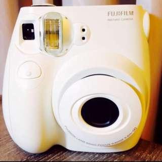 Fujifilm拍立得-白色