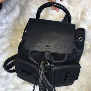 GUCCI AUTHENTIC BACK PACK