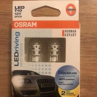 Osram LEDriving T10 bulb