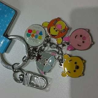 New tsum tsum key chain