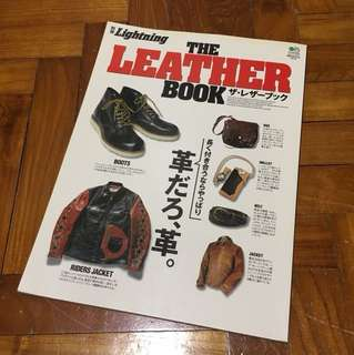 Lightning The Leather Book