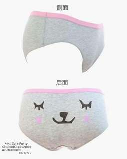 4in1 cute panty fit upto XL ⚛️cotton spandex