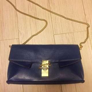 可議價真牛皮小手袋Genuine Leather Clutch / Crossbody