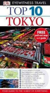 DK Eyewitness Top 10 Travel Guide: Tokyo  PaperbackDorling KindersleyEnglish  By (author)Stephen Mansfield