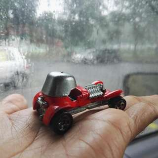 Rare Red Baron Hotwheels