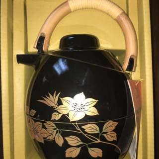 FLASH SALE!! 50% off Vintage Japanese Tea Pot