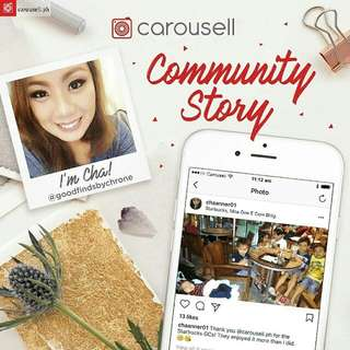 Legit, Longtime and Highly Rated Carouseller here! 😊