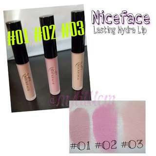 Niceface Lipstick