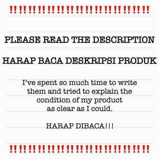 READ THE DESCRIPTION!!!