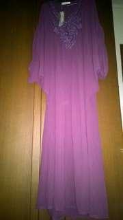Long Dress model kaftan