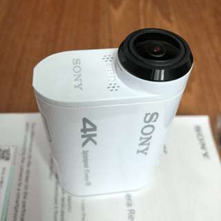 USED - Sony FDR-X1000V 4K Action Cam