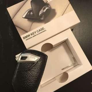 [100%new]BMW 皮革Key Case