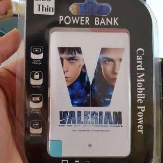Valerian powerbank (2200 Mah)