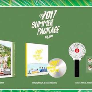 BTS SUMMER PACKAGE VOL. 003