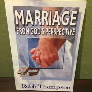 Marriage from God's perspective