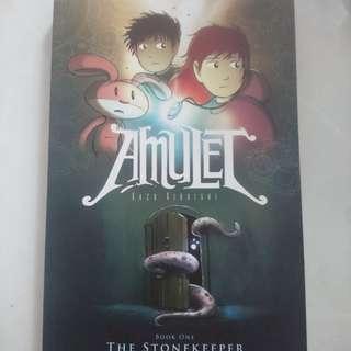 Amulet Book 1-4 / Kazu Kibuishi
