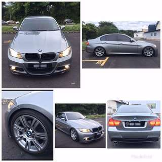 BMW E90 LCI M-Sport (Facelift) for rent