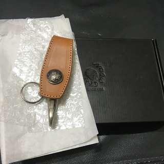 東京購Redmoon人手製長財鎖鑰扣(日本製)