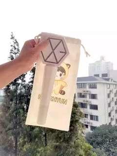 EXO Lightstick Pouch