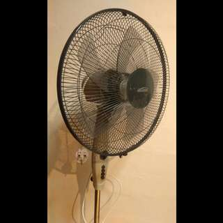 Mistral Stand Fan Good Condition