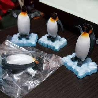 企鵝 特攻隊 扭蛋 只有四隻