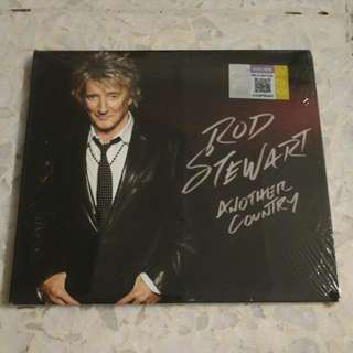 ROD STEWART ANOTHER COUNTRY CD