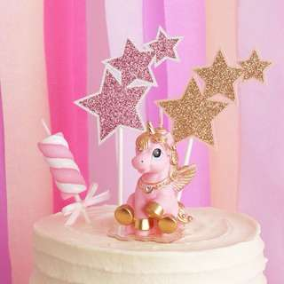 Wedding decoration - Unicorn candle
