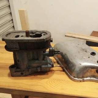 Carburetor original dellorto vespa 150
