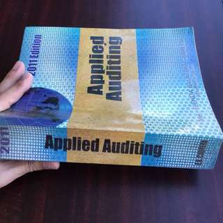 Applied Auditing by Cabrera 2011ed.