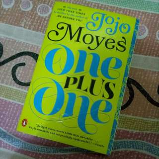 One Plus One by Jojo Moyes (Young Adult)