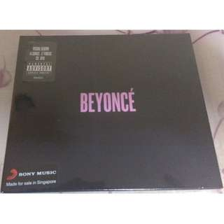 Beyonce Music CD