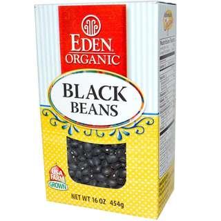 [預訂] Eden Foods 有機黑豆 454g