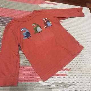 NEXT Long Sleeve Tshirt Boy 2y