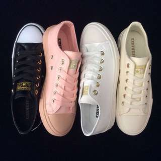 CONVERSE LEATHER SHOES ♥️