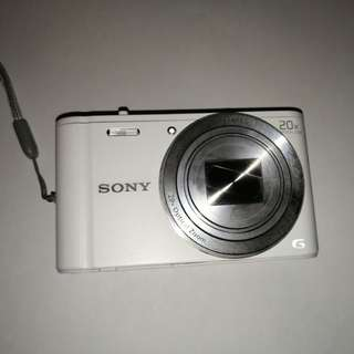 Sony WX350 18mp 20x optical zoom (with box, 32gb class 10 SD card)