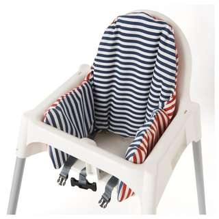 Ikea high chair support