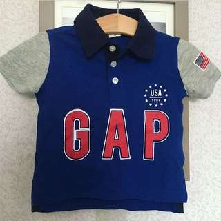 NEW GAP Baby Boy Polo Shirt