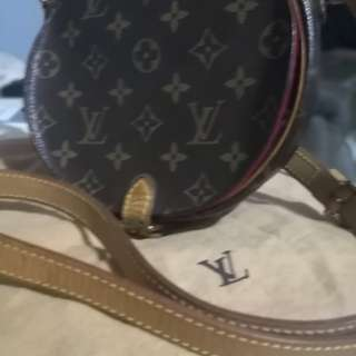 Louie Vuitton Tambourine Authentic