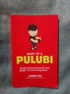 Diary of Pulubi book
