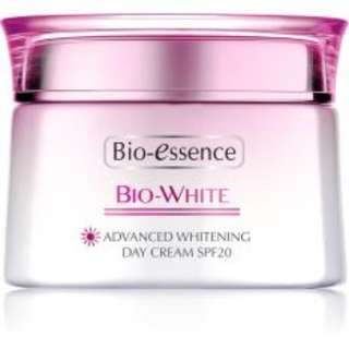 Bio Essence Advanced Whitening Day/Night Cream SPF20 50g *Buy 1 EACH and get a DISCOUNT*