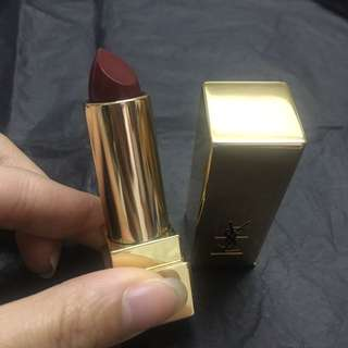 YSL 奢華緞面唇膏 Rouge pur couture 方管唇膏