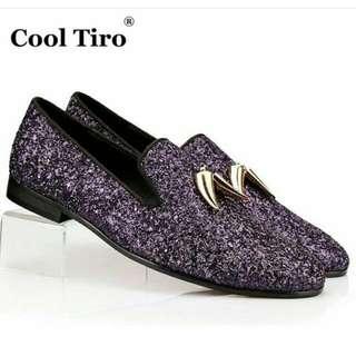 Sepatu Kulit Asli Import Korea Stylee