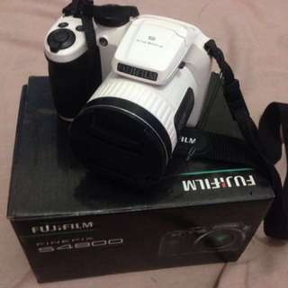 *jual cepat* Fujifilm finepix S4800