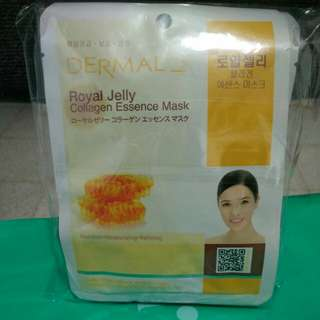 Dermal Facial Mask