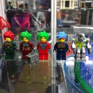 Lego Exo Force Minifigures