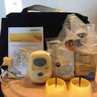 Medellin Freestyle Double Breastpump