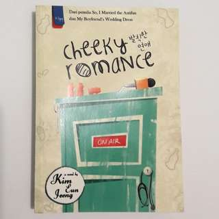 Novel Korea Terjemahan 'Cheeky Romance'