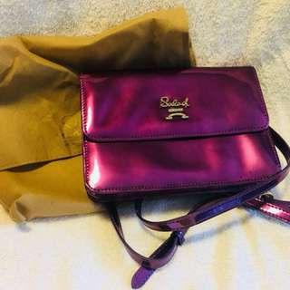 💜💜💜紫色沙律包包💜💜💜